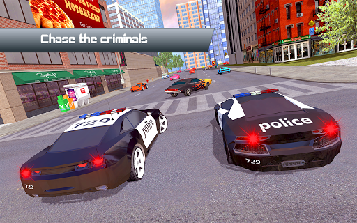 NY Police Chase Car Simulator - Extreme Racer 1.4 screenshots 5