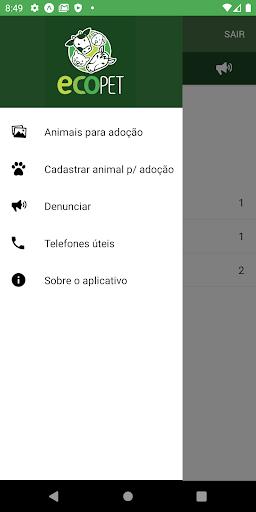 EcoPet screenshot 1