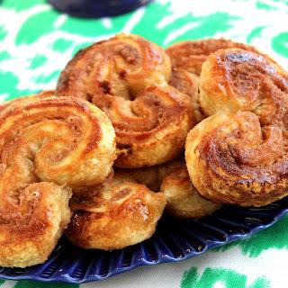 Cinnamon-Sugar Palmiers.