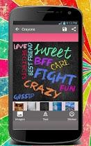 Crayon Name Maker - screenshot thumbnail 03