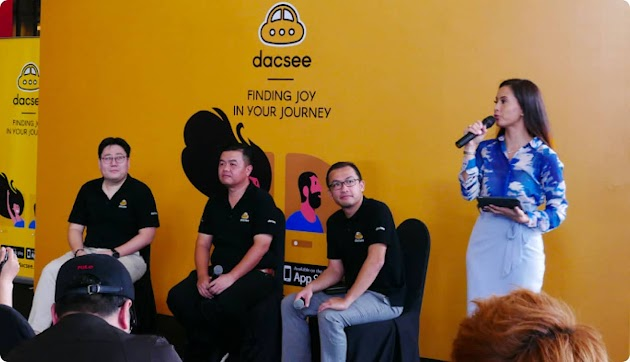 Dacsee Founders