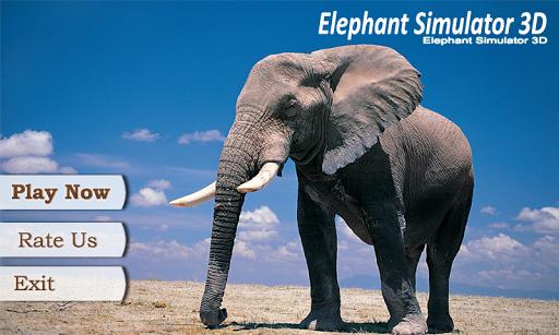 Elephant Simulator 3D 2015