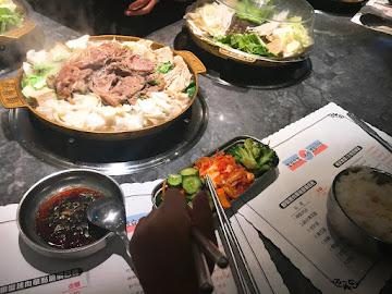 雪嶽山韓式料理