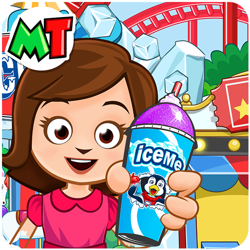 My Town : ICEME Amusement Park Free