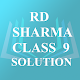 Download RD Sharma Class 9 Maths Solution | Offline For PC Windows and Mac