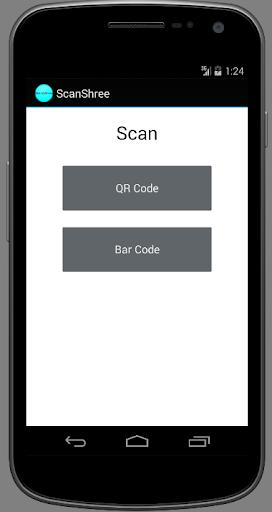 Scan Shree QR Barcode Scan