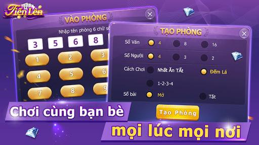Tiu1ebfn Lu00ean Miu1ec1n Nam - Tien Len -Tu00e1 Lu1ea3-Phu1ecfm -ZingPlay 1.7.061105 screenshots 8