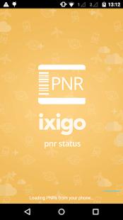 PNR Status Rail Train Flight- screenshot thumbnail