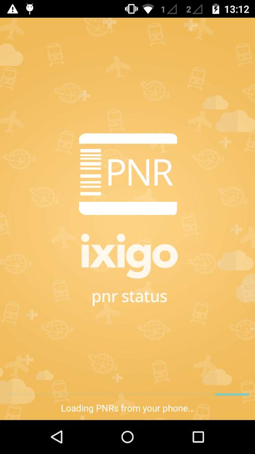 PNR Status Rail Train Flight- screenshot