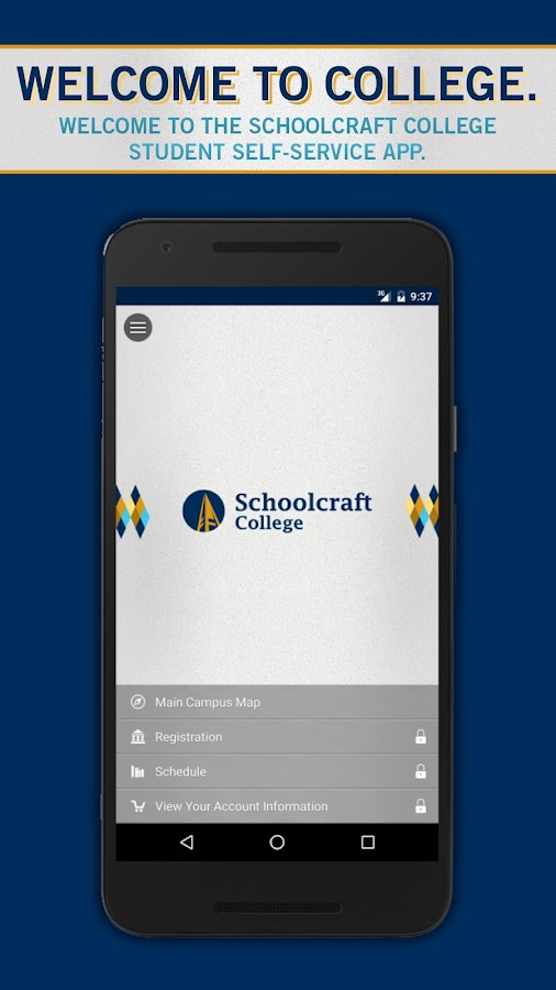Schoolcraft College- screenshot
