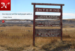 Photo: Help Save Lakota Sioux Sacred Land! Please help spread the words. More info http://bit.ly/Nq8hWg