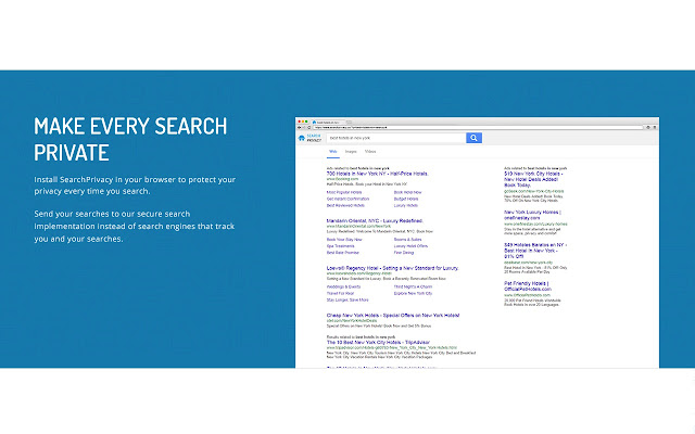 Search Privacy