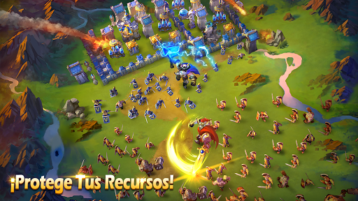 Castle Clash: Escuadru00f3n Audaz  screenshots 3