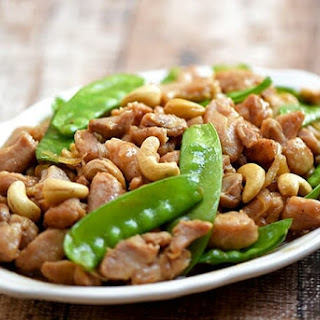 Chinese Cashew Chicken Recipe