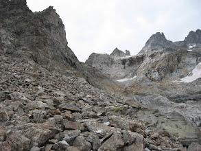 Photo: перевальный взлет на пер.Туров