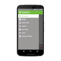Screenshot of Call Ambulance