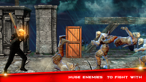 Ghost Fight - Fighting Games 1.05 screenshots 6