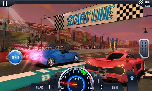 Furious Car Racing  screenshots 3