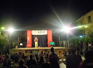 Photo: Il clown Murzik a Bergeggi - estate 2014