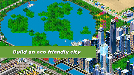 Designer City: building game APK screenshot thumbnail 6