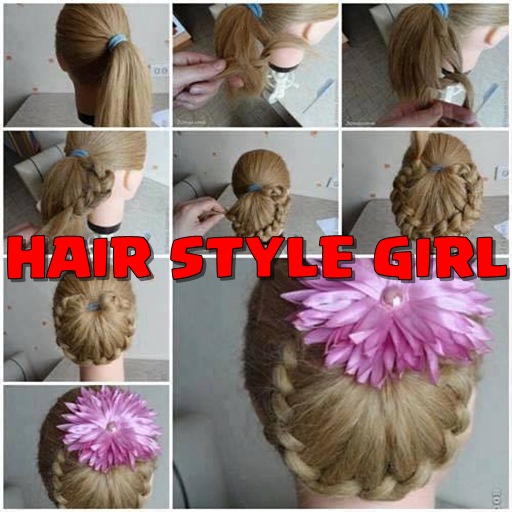 NEW HAIRSTYLE GIRL