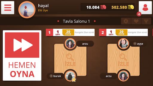 Tavla Online 1.2.0 screenshots 2