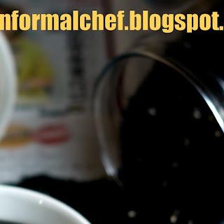 Black Sesame Soup/Zhi Ma Hu 芝麻糊 Recipe