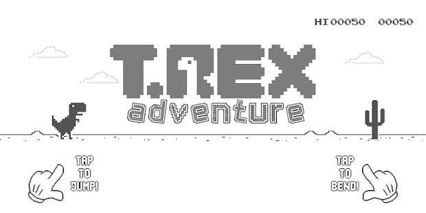 T-Rex Adventure - náhled