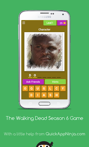 The Walking Dead Season 6 Game. Characters. Quiz.  screenshots EasyGameCheats.pro 1