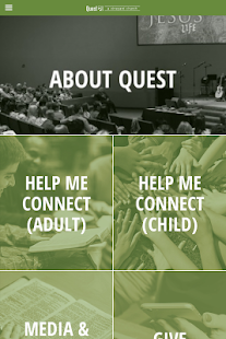 Quest Vineyard Church- screenshot thumbnail