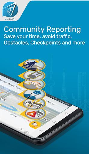 NavMeTo GPS Truck Navigation pt-1.2.2 screenshots 1