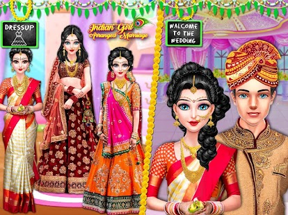 Indian Arranged Marriage Wedding Screenshot Thumbnail