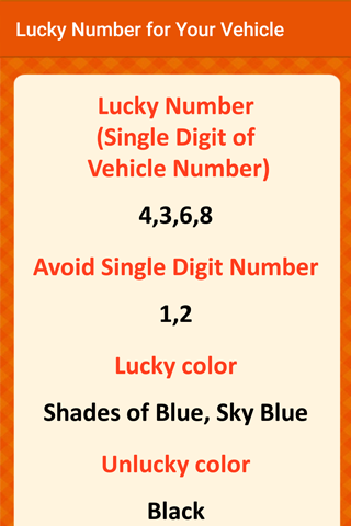 Numerology chart number 8 picture 1