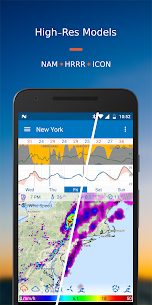 Flowx: Weather Map Forecast Mod 3.294 Apk (Pro Unlocked) 3