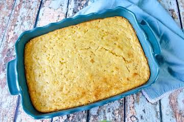 Aunt Linda's Corn Pudding