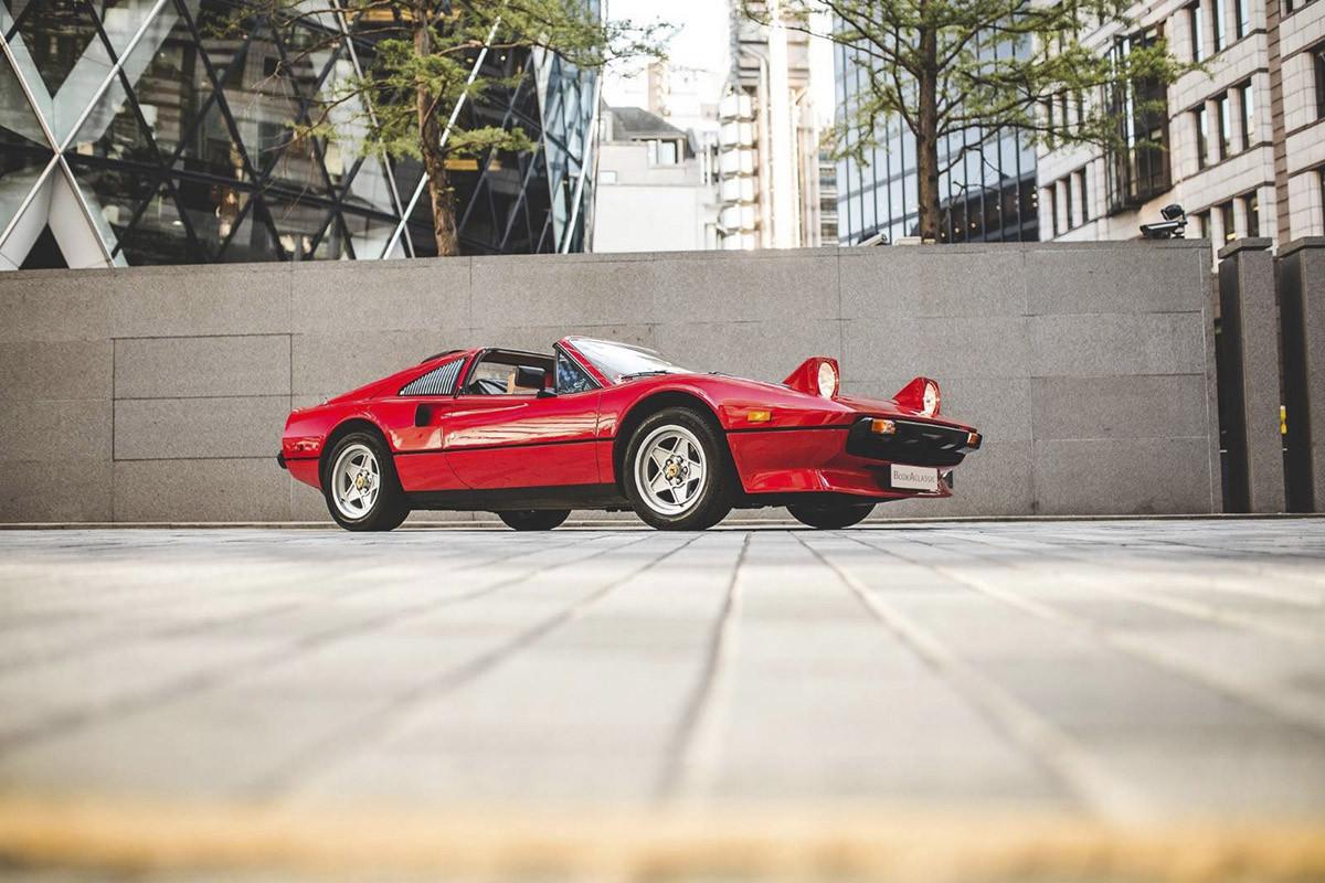Ferrari 308 GTS Hire Reigate