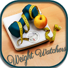 weight watchers points calculator icon