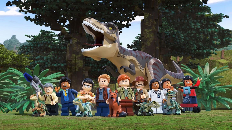 Watch LEGO Jurassic World: Legend of Isla Nublar live