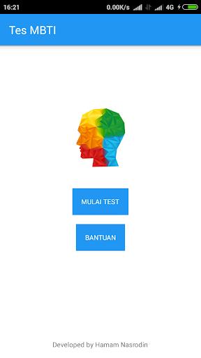 Tes Kepribadian Indonesia 1.0 screenshots 1