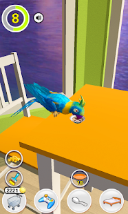 My Talking Parrot- screenshot thumbnail