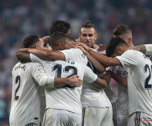 Le Real Madrid va devoir se passer d'un attaquant pendant plusieurs semaines