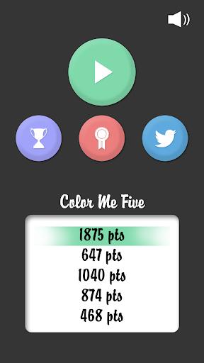 Color Me Five
