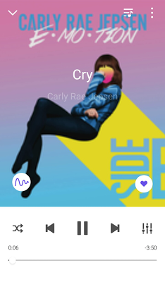 GO Music  -  Free Music, Equalizer, Themes - screenshot