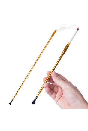 Cigarettmunstycke, guld