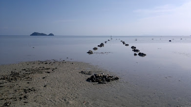Photo: Summer slowly coming to an end, as is the low tide season.