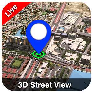 Live Satellite Street View – Global Earth Map View