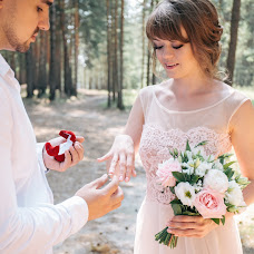 Wedding photographer Tatyana Porozova (tatyanaporozova). Photo of 13.07.2018