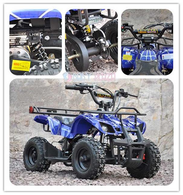 Xe mô tô điện địa hình ATV-01A-500W