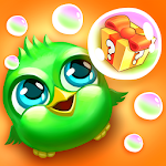 Bubble Birds V Icon