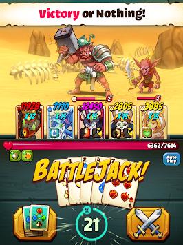 Battlejack apk screenshot